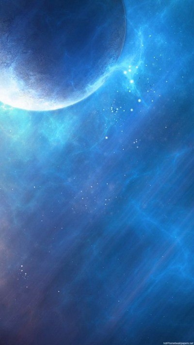 Blue Space Wallpaper HD (72+ images)