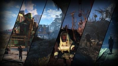 4K Fallout 4 Wallpaper (56+ images)
