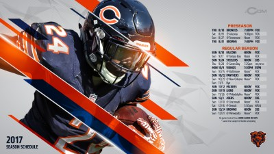 Chicago Bears 2018 Wallpapers (57+ images)
