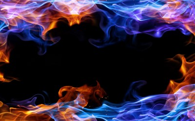 Blue Fire Wallpaper HD (70+ images)