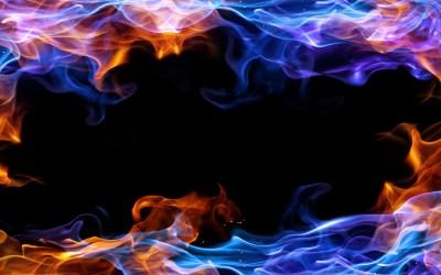 Blue Fire Wallpaper HD (70+ images)