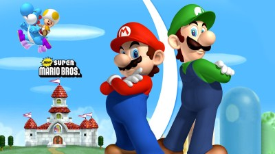 Cool Mario Backgrounds (72+ images)