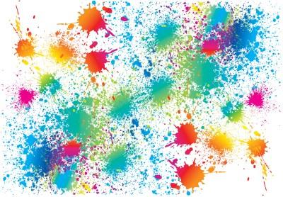Paint Splat Wallpaper (74+ images)