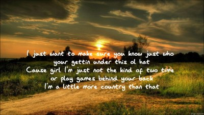 Country Girl Wallpapers for Desktop (59+ images)
