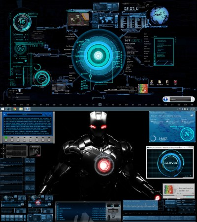 Iron Man Jarvis Live Wallpaper (78+ images)