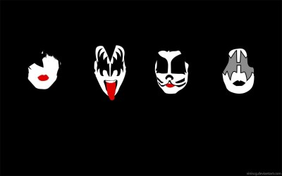 Rock Band Kiss Wallpapers (48+ images)
