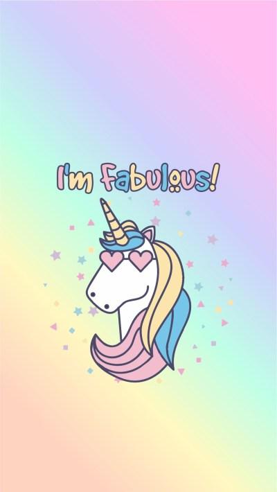 Unicorn Rainbow Wallpapers (61+ images)