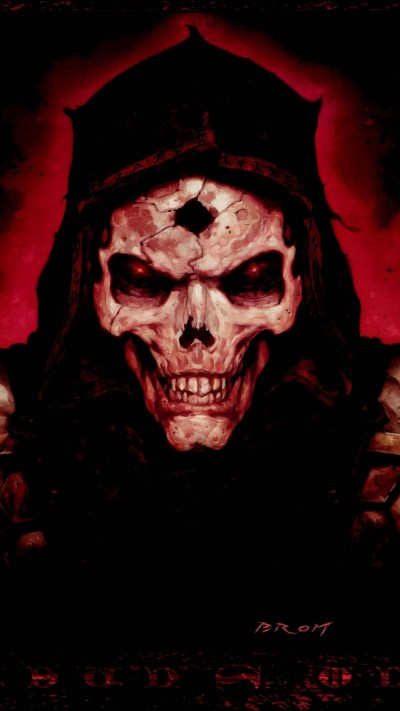 HD Skull Wallpapers 1080p (55+ images)