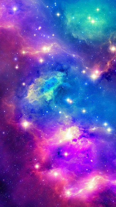 Colorful Galaxy Wallpaper (82+ images)