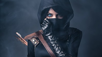 Female Ninja Wallpaper (59+ images)
