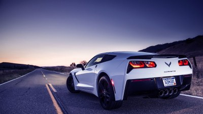 Corvette Stingray 2018 Wallpaper HD (74+ images)