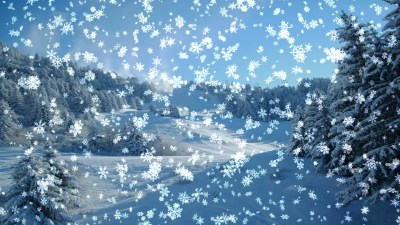 Live Snow Falling Wallpaper (54+ images)