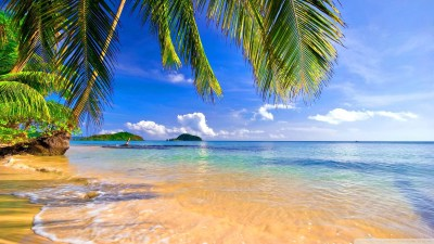 Beach Wallpaper Widescreen High Resolution (60+ images)