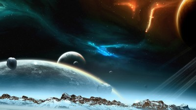 Cool Space Background Wallpapers (68+ images)