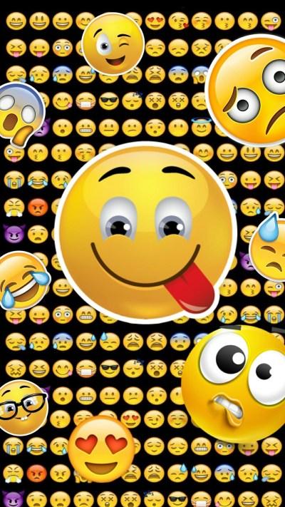 HD Emoji Wallpapers (70+ images)