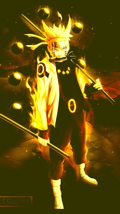 Naruto Wallpapers HD for iPhone (77+ images)