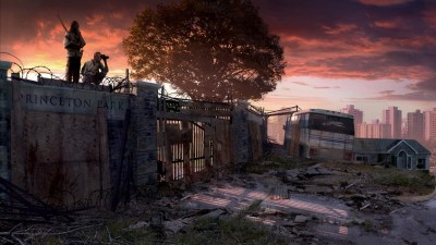 Zombie Apocalypse Wallpaper HD (76+ images)