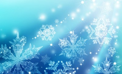 Winter Snowflakes Wallpaper (42+ images)