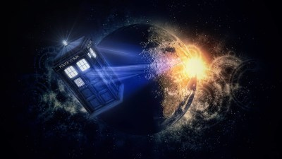 Doctor Who Tardis Wallpapers (78+ images)