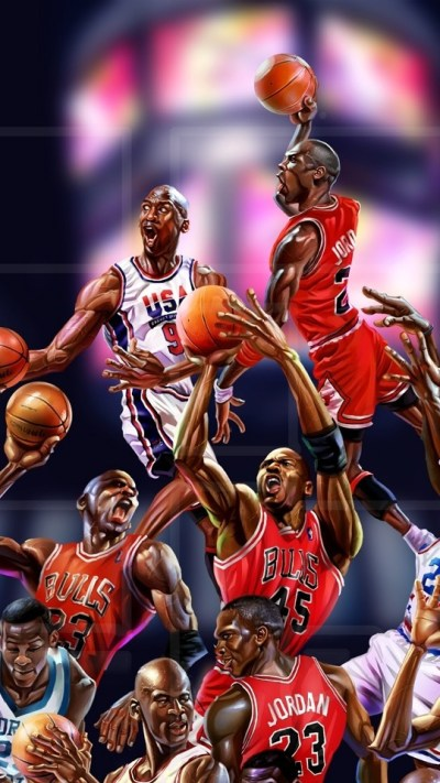 NBA iPhone Wallpapers HD (69+ images)