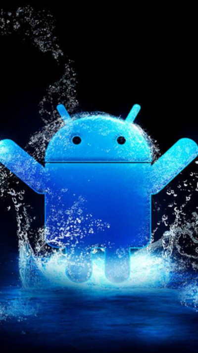 Blue Android Wallpaper (77+ images)