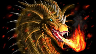 Awesome Dragon Wallpapers (54+ images)