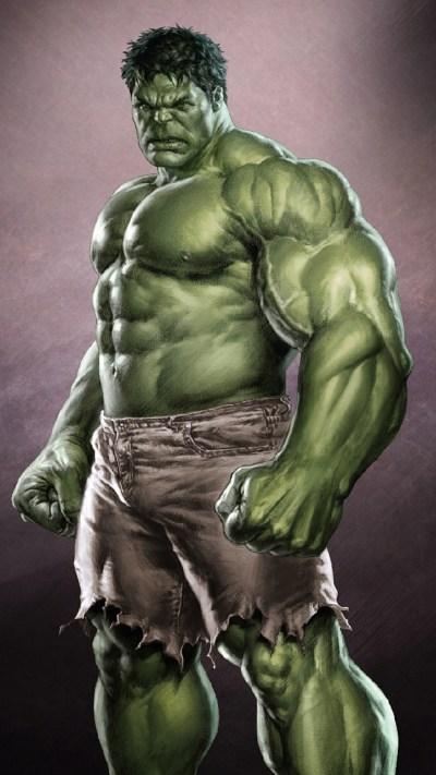 The Hulk Wallpaper (64+ images)