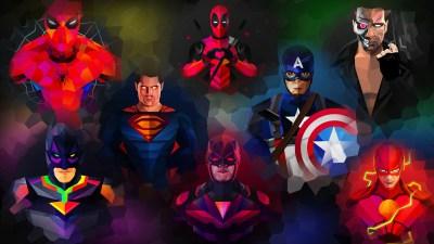 Superhero Wallpaper (62+ images)
