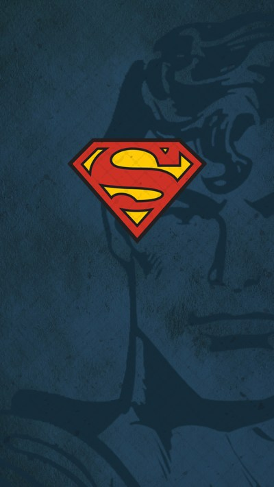 Superman Logo iPhone Wallpaper HD (65+ images)