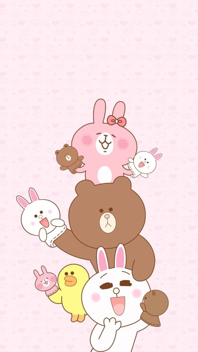 Cute Kawaii Wallpaper for iPhone (82+ images)