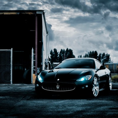 Maserati Logo Wallpapers (59+ images)