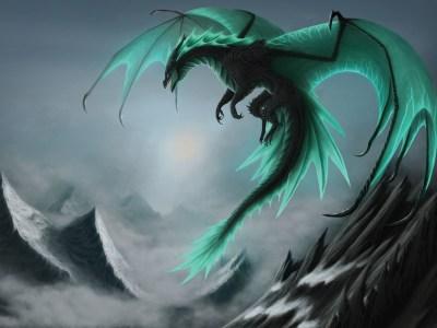 Blue Dragon Wallpaper HD (70+ images)
