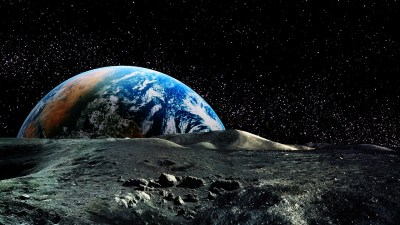 Earth From Moon Wallpaper (62+ images)