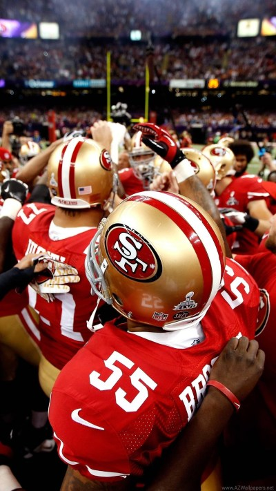 San Francisco 49ers Wallpaper HD (67+ images)