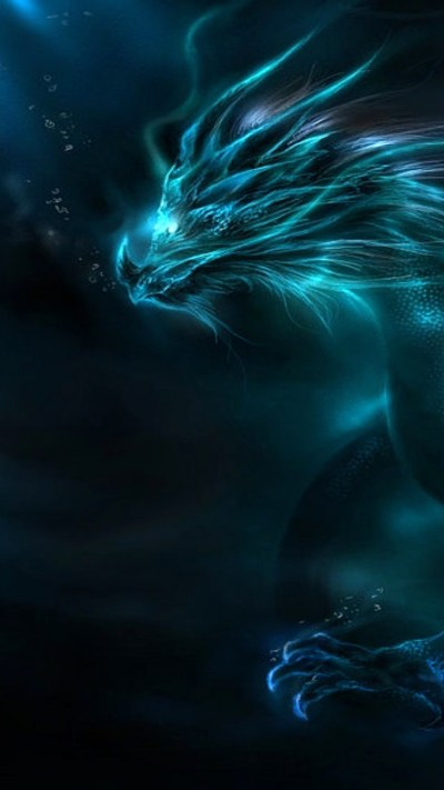 Blue Dragon Wallpaper HD (70+ images)