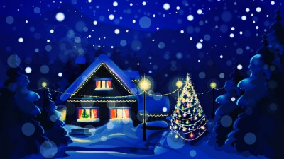 Christmas Wallpapers HD 1080p (75+ images)