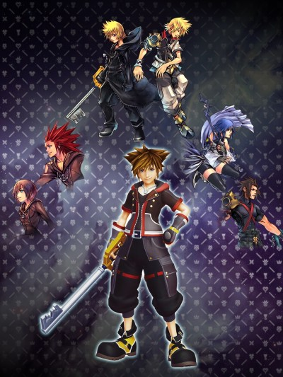 Kingdom Hearts Wallpaper iPhone (59+ images)