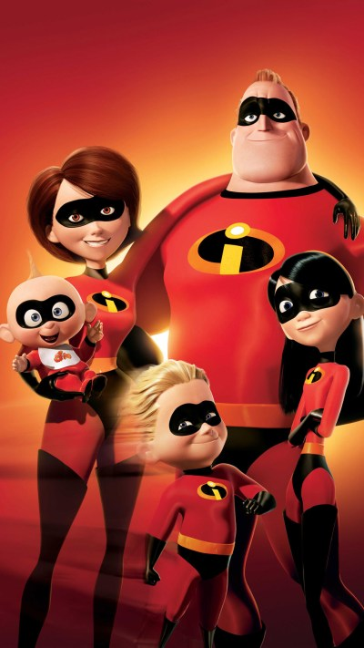 The Incredibles Wallpapers (63+ images)