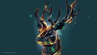 Cool Deer Wallpapers (53+ images)