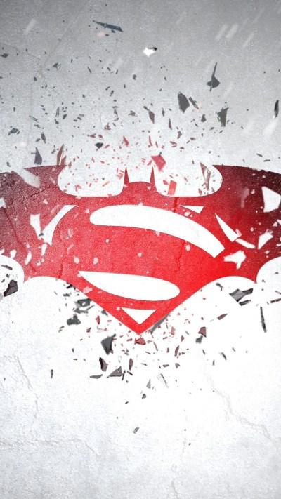 Batman vs Superman Symbol Wallpaper (59+ images)