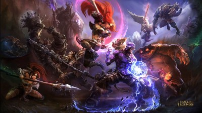 League of Legends 1080p Wallpaper (76+ images)