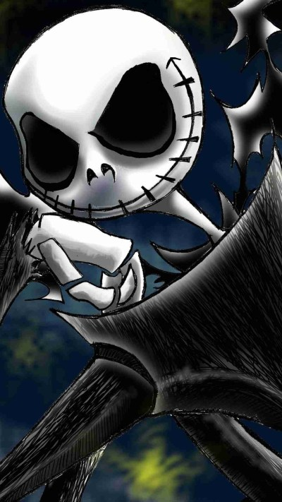 Jack Skellington and Sally Wallpaper (73+ images)