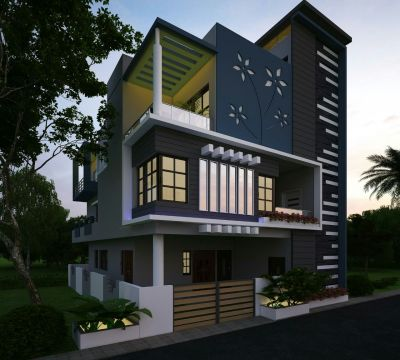 Latest House Elevation Designs -2016