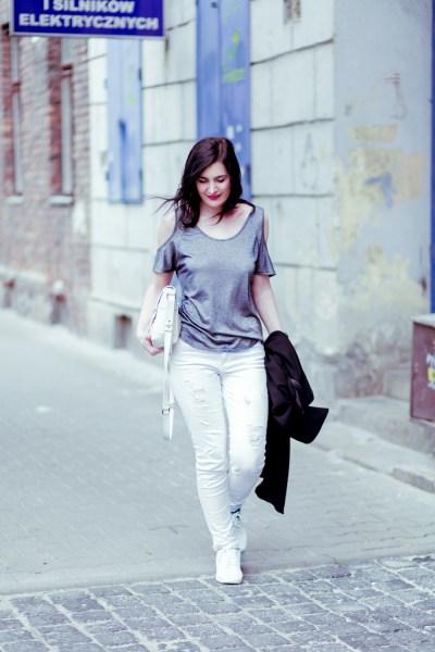 dorothy_perkins_blouse_silver_white_shoes-9 - Fashion blog ...