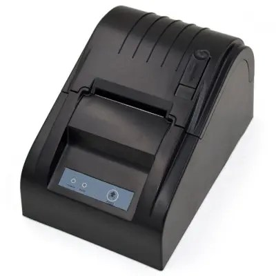 ZJ 5890T Thermal Receipt Printer High Speed Cash Bills Invoice     ZJ 5890T Thermal Receipt Printer High Speed Cash Bills Invoice Printing