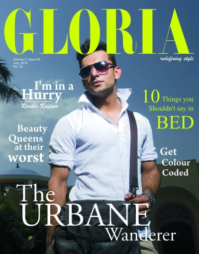 GLORIA – Fashion And Lifestyle Magazine July 2010 Issue ...