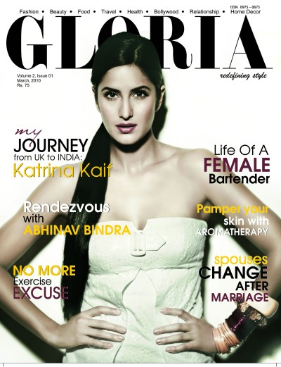 GLORIA – Fashion And Lifestyle Magazine March 2010 Issue ...