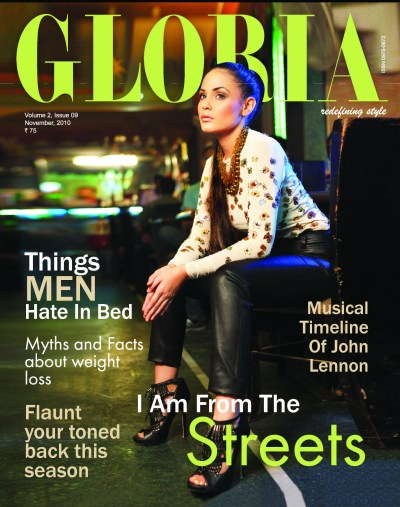 GLORIA – Fashion And Lifestyle Magazine November 2010 ...