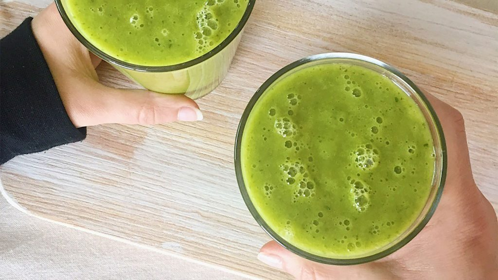 Green Glow Smoothie