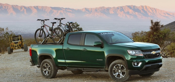 Aftermarket Consumer Spending On The Rise   GM Authority 2015 Chevrolet Colorado Accessories 02
